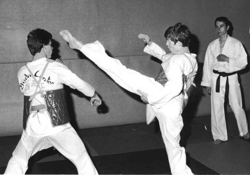 1977_Wettkampf-Training_Bonn